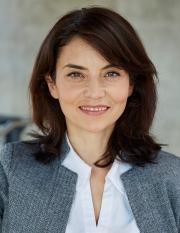 Landtagskandidatin Meri Uhlig